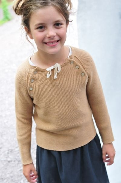 Fall Girls :: Sweaters & Outerwear :: Hampton Jumper - Olive Juice | Childrens Clothing | Girls Dresses | Kids Clothes | Girls Clothing | Classic Kids Clothing