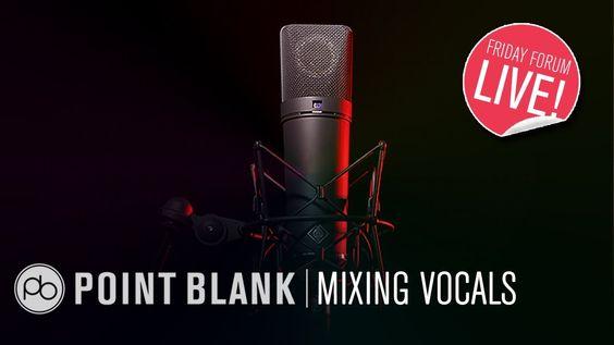 Mixing and Balancing Vocals (FFL!)