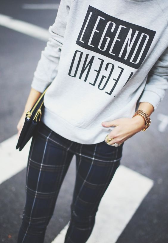 FashionDRA| Fashion Style : Sweater en Vogue