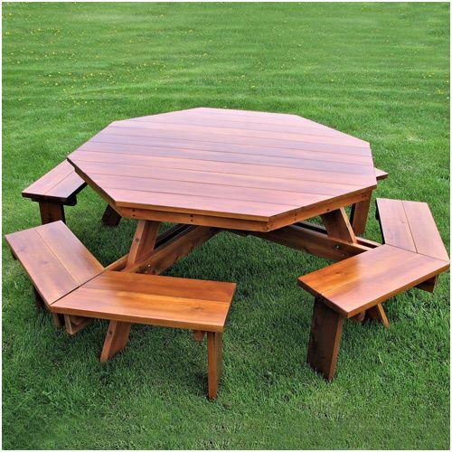 80 A Couper Le Souffle Table De Jardin Octogonale Photos Table