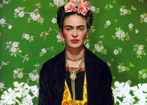 frida kahlo vogue fan art - Buscar con Google