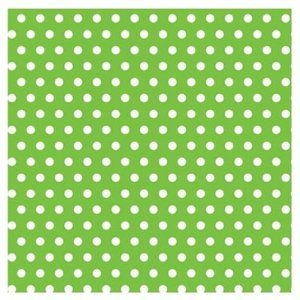 """Amscan Kiwi with Polka Dot Jumbo Gift Wrap by Amscan. Save 68 Off!. $5.70. Manufactured to the Highest Quality Available.. Design is stylish and innovative. Satisfaction Ensured.. Great Gift Idea.. Includes (1) package of gift wrap. Wrapping Paper measures 30"""" H x 16' W. Includes 40 sq. ft."""