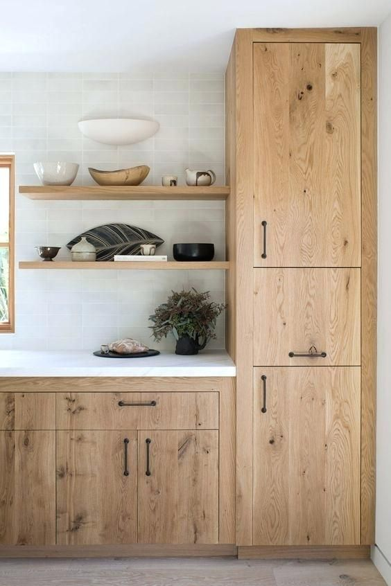 natural oak kitchen cabinets toger fvorites natural wood ...