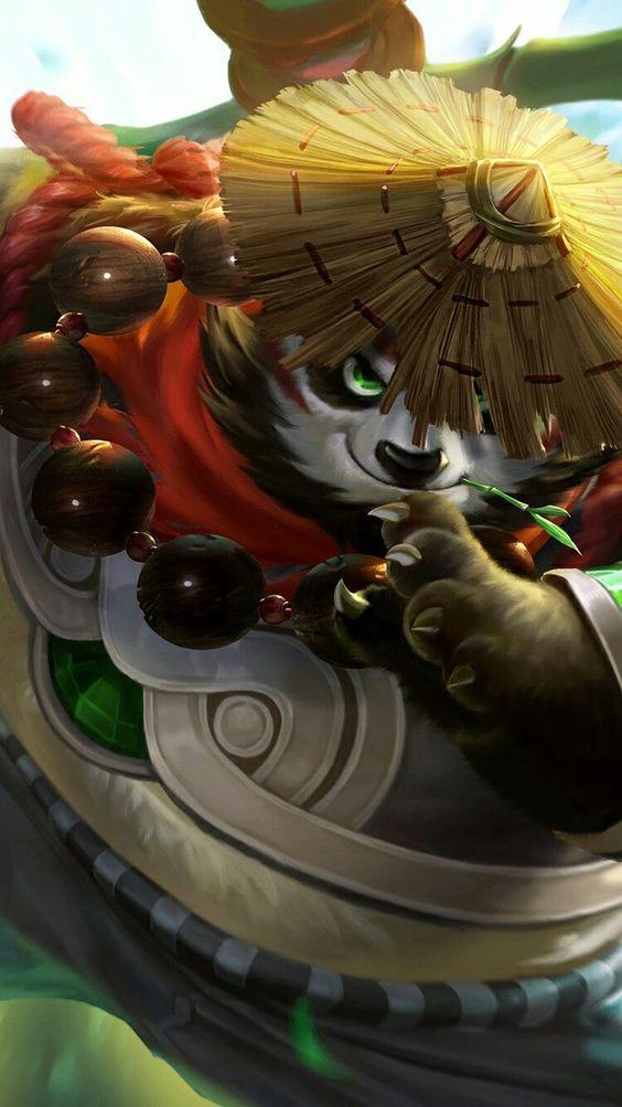 Akai_Panda Warrior (kawaiitechnews.com)