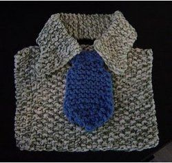 Unique Baby Knitting Patterns : Manly Baby Bib Knitting patterns, Baby bibs patterns and Knit patterns