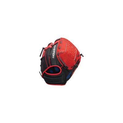 Easton Z Flex 10 Youth Tee Ball Glove Red Black Multi Colored