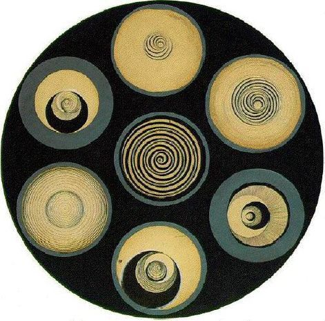 Marcel Duchamp, Rotoreliefs, 1920. @designerwallace