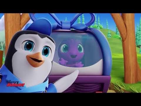 Tots Servicio De Entrega De Animalitos Bienvenido Al Vecindario El Camaleón Colorido Youtube Disney Jr Juguetes Minnie Mouse Sorpresa Disney