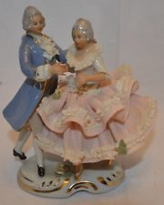 antique dresdon waltzing couples - Google Search