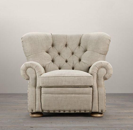 Churchill Upholstered Recliner