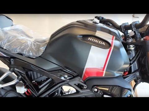 New Honda Streetster 150 Black Rider Cb150r Honda 150cc Streetster 2019 Bike Details New Honda Bike Details Honda
