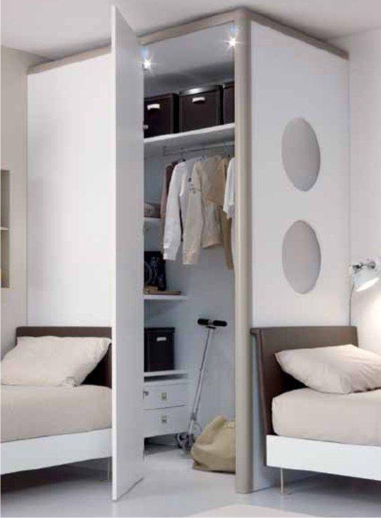 Mobili per camerette piccole best arredamento per stanze for
