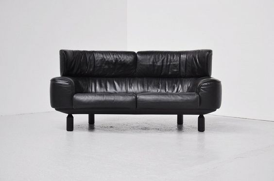 Gianfranco Frattini Bull Sofa Cassina 1987 | Mass Modern Design