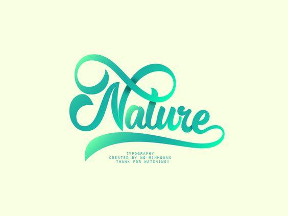 Typography Mania #309 | Abduzeedo Design Inspiration
