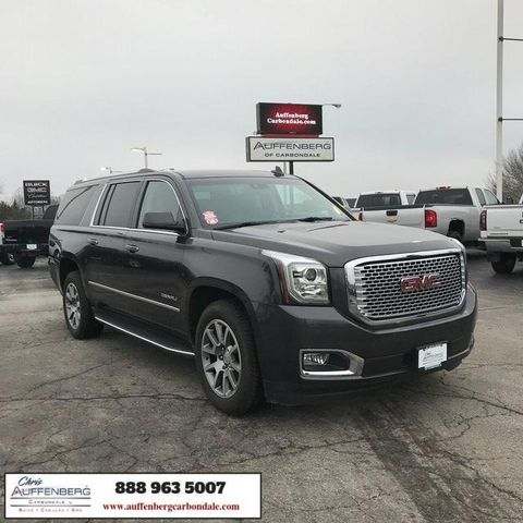 Used 2016 Gmc Yukon Xl Denali For Sale At Chris Auffenberg Of Carbondale In Carbondale Il For 33 761 View Now On Cars Gmc Yukon Xl Gmc Yukon 2016 Gmc Yukon