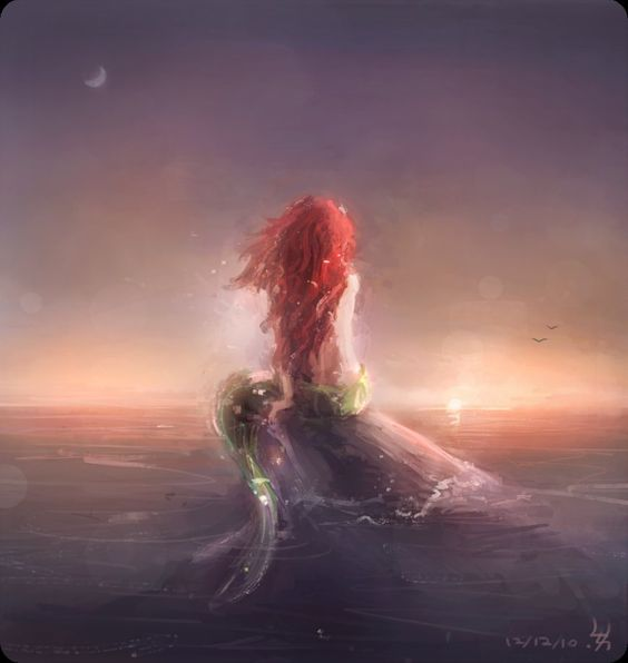 The Little Mermaid by ~JohnathanSung on deviantART