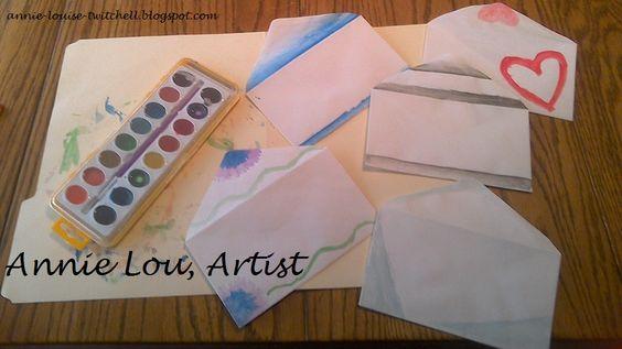 Annie Louise Twitchell: Annie Lou, Artist