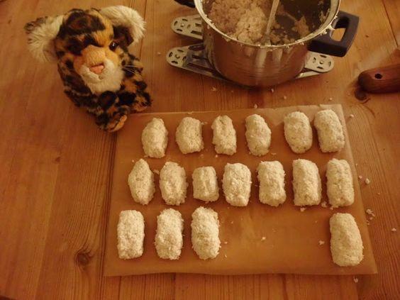 Gossip Leopard: DIY Gesunde Gossip Leopard Bounty Riegel (Vegan)