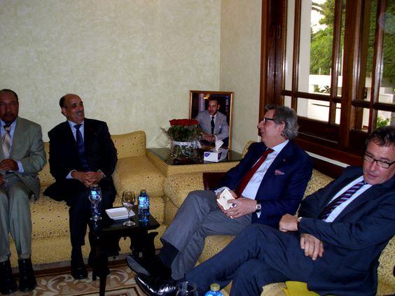 UE-Morocco Friendship group