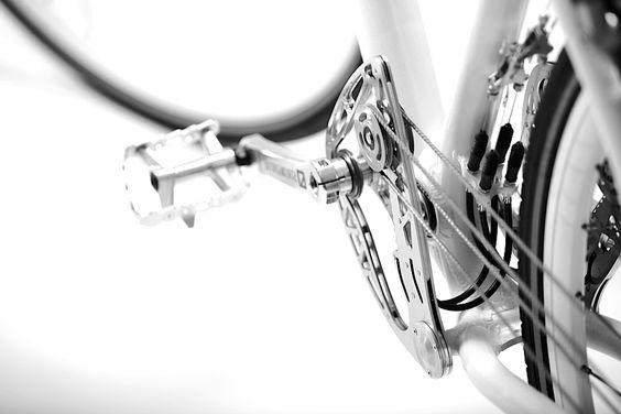 StringBike - highly unusual string-powered drive train. Their website: http://www.stringbike.com
