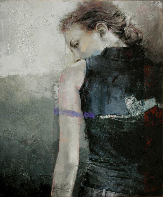 Метки: живопись женщина Pier Toffoletti