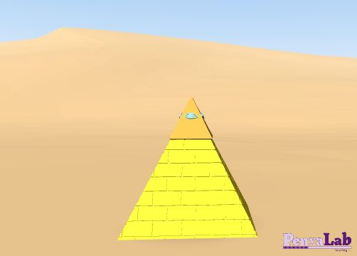 Tutorials Tinkercad: Dissenya una piràmide d'Egipte