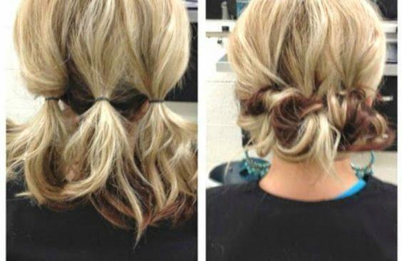 Half Updo Hairstyles Brides Longbobhairstyles Long Bob Hairstyles Easy Hairstyles Bob Updo Hairstyles