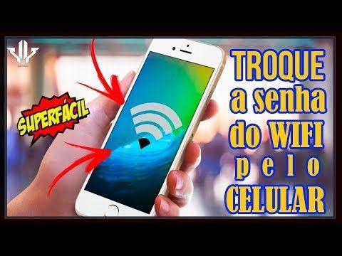 Pin De Valdir Soares Em Internet Celular Wi Fi Tem Senha