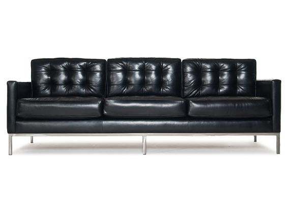 Sullivan Leather Sofa - Thrive Furniture. This is the couch my gp had. It's amazing.