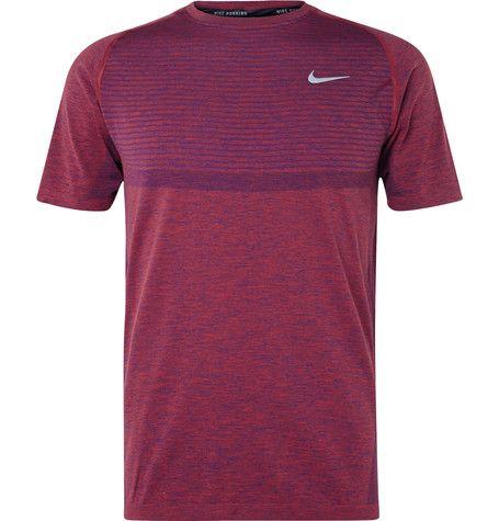 Dri-FIT Knit T-Shirt | MR PORTER