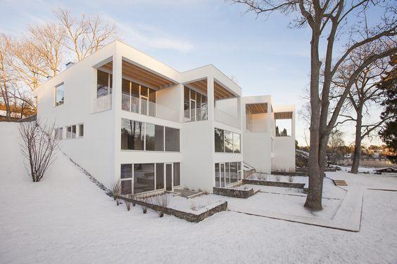 Gallery of Solsidan Housing / Max Holst - 18