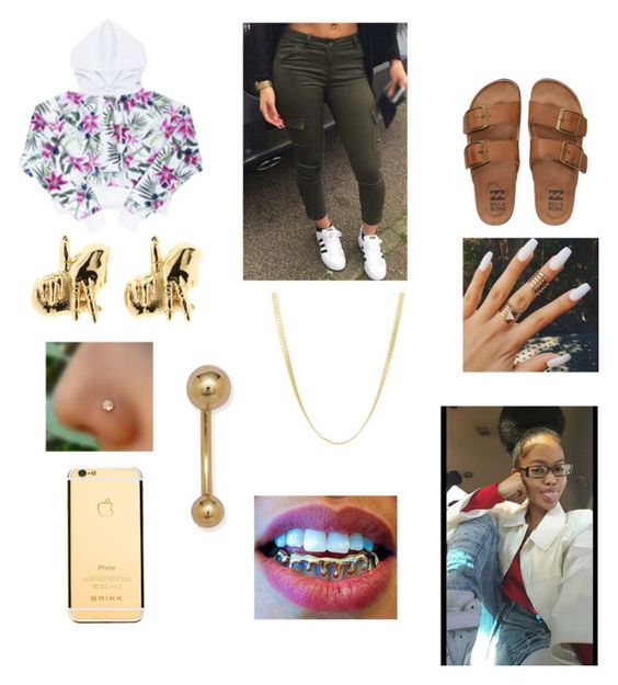 """""""Headed to L.A"""" by augustalsinawiffeeyyy ❤ liked on Polyvore featuring Billabong and Han Cholo"""