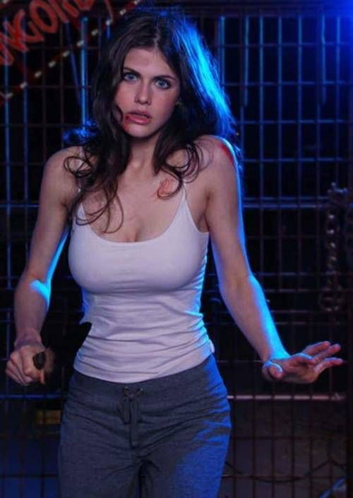 Hot New Reddit Post: Alexandra Daddario via /r/Celebs... Beautiful ...