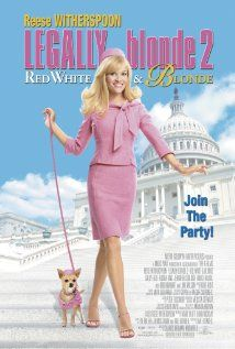 LEGALLY BLODE 2.  Director Charles Herman-Wurmfeld.  Year: 2003.  Cast: Reese Witherspoon, Sally Field, Bob Newhart, Regina King