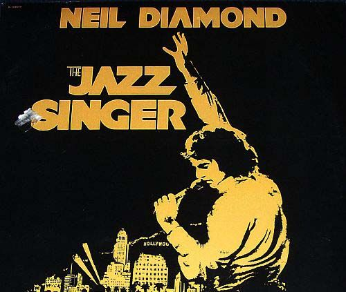 """Released on November 10, 1980, """"The Jazz Singer"""" is an album (and soundtrack to the remake of the eponym film) by Neil Diamond. TODAY in LA COLLECTION on RVJ >> http://go.rvj.pm/9cy"""