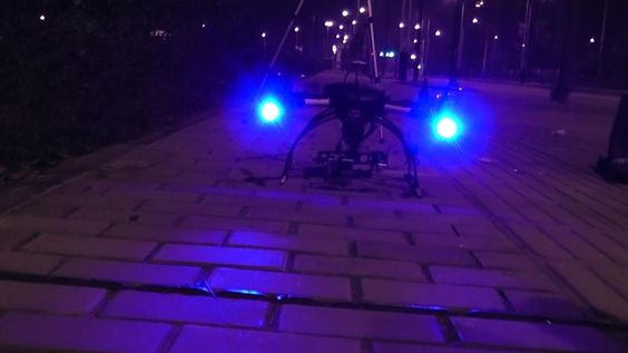 Aerial Suveillance Drone With Night Vision Camera OFM ASD650