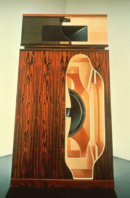 klipschorn floorstanding speaker loudspeakers pinterest speakers. Black Bedroom Furniture Sets. Home Design Ideas