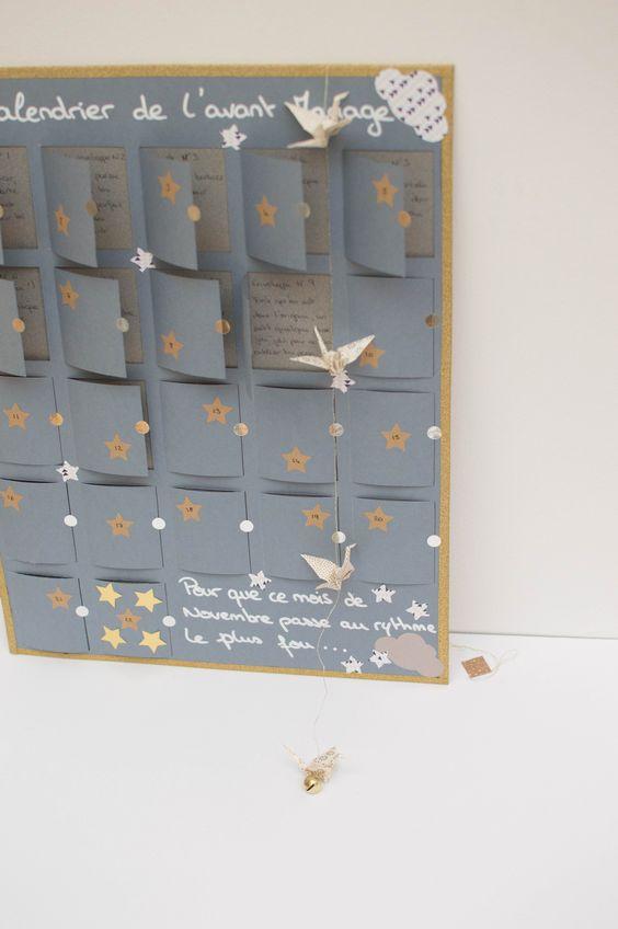 calendrier de l 39 avant mariage cadeau temoin pour future mari e le nuage passe mon blog. Black Bedroom Furniture Sets. Home Design Ideas