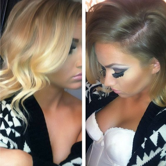 Blonde Dye, Bleach Blonde And Hair Dye On Pinterest