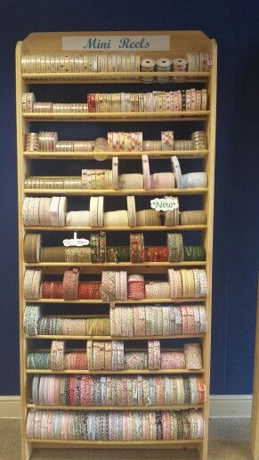 S.E.Simon's, Berties Bows & May Arts ribbons at Craft, Hobby & Stitch CHSI ExCel London 2014 and Birmingham NEC
