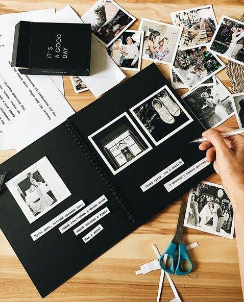 Fotoalbum kreative Ideen #albumart in 7  Fotoalbum erstellen