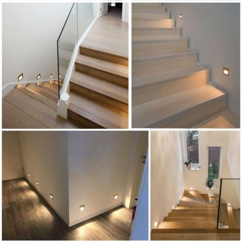 led einbau leuchte treppenhaus