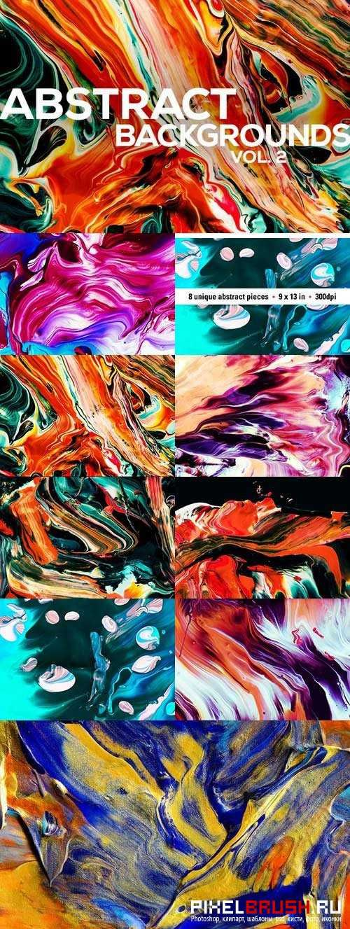 Abstract Backgrounds, Vol. 2 - 722590