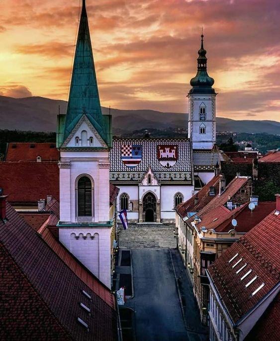 Pin By Gloria Fields On My Croatian Heritage Zagreb Croatia Croatia Ferry Building San Francisco