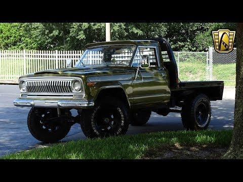 Image Result For Jeep J20 Flatbed Jeep Monster Trucks Offroad Vehicles