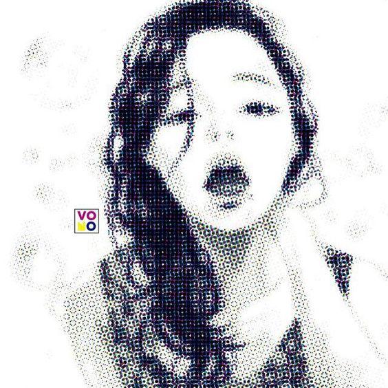 Halftone illustrator #brush  #publicidadedigital  #illustrator  #illustration  #japanese  #girls  #graphicdesign  #graphic  #design  #desenho  #draw  #drawing  #halftone  #ilustração  #studing  #learning #job  #fun
