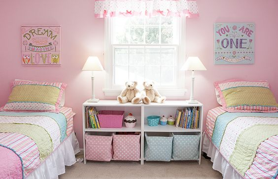 Staging The Kids Rooms