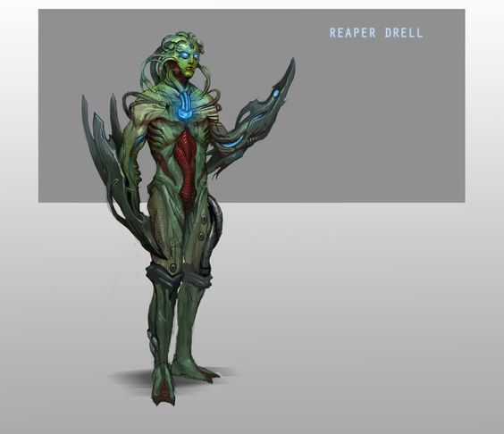 Reaper Drellby ~DuneChampion: Reaper Drellby, Masseffect Reaper, Games Worth, Video Games, Addicted Gamer, Masseffect Things, Games Bioware, Game Stuff, Mass Effect Reaper