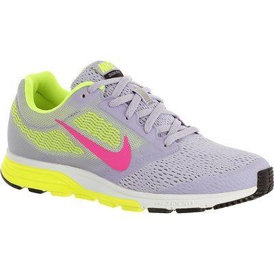 RUNNING_zapatillas Calzado de mujer , Zapatillas de running de mujer Nike  Zoom Fly gris y amarilla