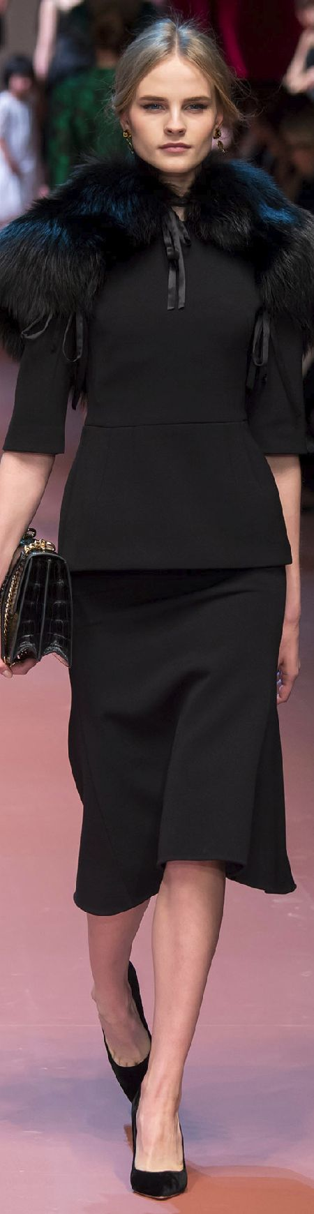 Fall 2015 Ready-to-Wear Dolce & Gabbana